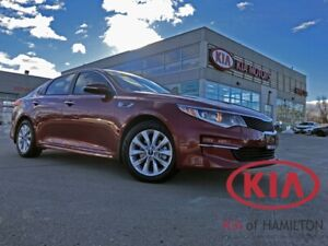 2018 Kia Optima LX+ | One Owner | Amazing Shape | Stunning Color