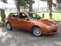 Alfa Romeo 147 2.0 T.Spark Lusso**SUPER LOW MILEAGE**150BHP**NEW CAMBELT**