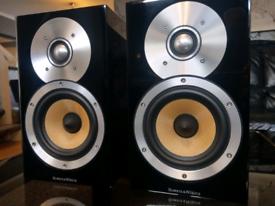 Bowers and Wilkins CM1 Home cinema b&w speakers