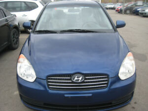 2010 Hyundai Accent L SedanCarproof Verifed Certified Call For M