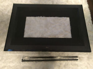 """Flat Screen TV """"Invisible"""" Speaker System"""