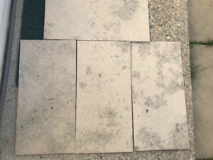 Natural stone limestone tile from Germany