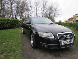 Audi A6 2.0 TDI SE TDV (black) 2006