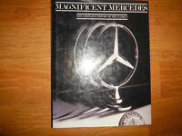 Magnificent Mercedes The History 1901-1983 by Graham Robson