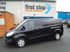 Ford Transit Custom 2.2TDCi ( 125PS ) 2013.5MY 290 L2H1 Limited