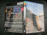 Bon Jovi This Left Feels Right concert DVD