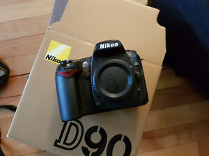 Nikon D90  with af-s nikkor 18-105mm 1.35-5.6 lens