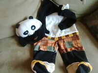 Kung fu Panda costume for Infant 12 months