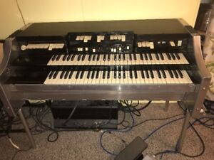 E100 HAMMOND WITH 122LESLIE TO TRADE FOR 1O STRING PEDAL STEEL