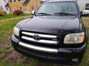2005, Toyota Tundra