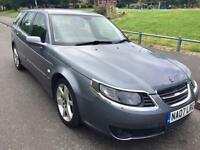 "2007 SAAB 9-5 1.9TiD LINEAR SPORT ESTATE..MOT..17""ALLOYS..HISTORY..LOOKS GREAT"