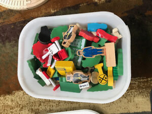 Huge lot of Thomas the Train toys and accessories!