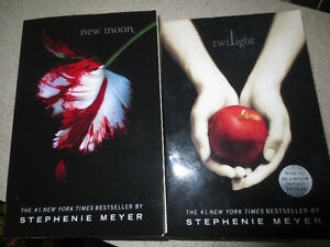 Twilight - 1st two books