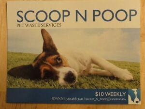 Pooper Scooper (Scoop N' Poop)