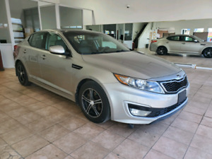 Kia Optima Hybrid 2011 Panaromique Cuir GPS Finance 7495$