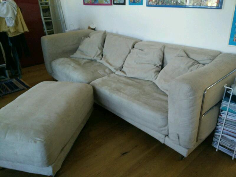 Ikea Tylosand Comfy 3 Seater Sofa Bed For With