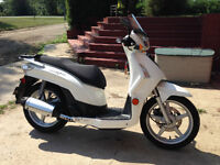 2008 Kymco 200 scooter
