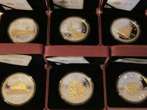 2014 Canadian Big Coin Set
