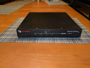Avocent Switchview DT 4-Port KVM