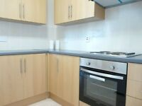 Spacious double bedroom in a refurbished property in Swanscombe - bills included