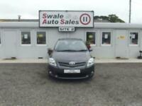 2011 TOYOTA AURIS TR VVT-I 1.3L 28,822 MILES - LOW ROAD TAX - IDEAL FIRST CAR