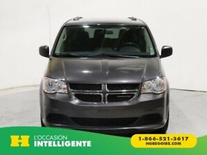2015 Dodge GR Caravan Canada Value Package A/C GR ELECT