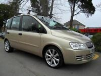 FIAT MULTIPLA 1.9 MULTIJET DIESEL 6 SEATER ONLY 70,000 MILES COMPLETE WITH M.O.T