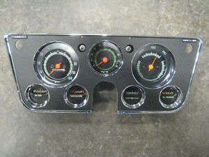 Tack-dash for 67-72 Chev or GMC truck