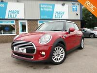 2015 Mini Mini 1.5 Turbo ( 136bhp ) ( s/s ) Cooper Metallic Red only 39k