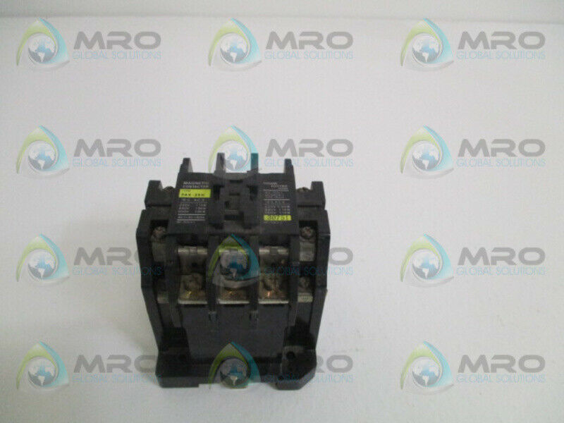 TOGAMI ELECTRIC PAK-35H MAGNETIC CONTACTOR *USED*