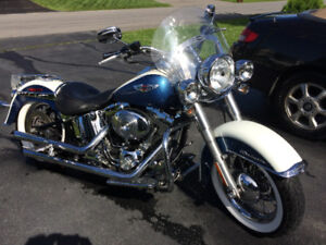 Harley Softail Deluxe 2005 EFI 1450cc