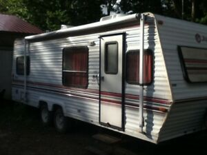 Very Clean 25 Foot Jayco Eagle Travel Trailer