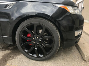 PROFESSIONAL WHEEL PAINTING! RIM PAINTING! HIGH END!