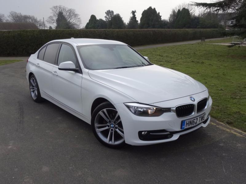 bmw 3 series 318d sport start stop 2012 62 in redbridge london gumtree. Black Bedroom Furniture Sets. Home Design Ideas