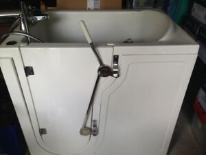 Walk-In Medi Bath Tub