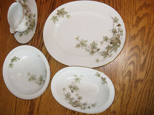 Noritake  TRAILING IVY  pattern  CHINA