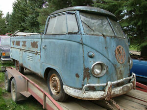 Wanted: VW Truck project - Single Cab or Double Cab, Anything