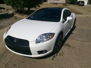 2012 Mitsubishi Eclipse GS, Manual, 4 cyl, low kms