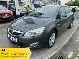 image for 2012 Vauxhall Astra 1.6 EXCLUSIV 5DR AUTOMATIC Estate Petrol Automatic