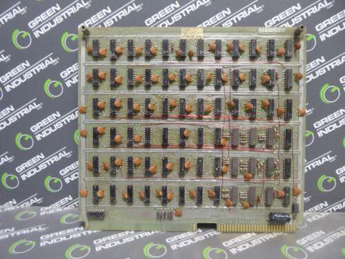 USED Gould Modicon C138 Control Board Rev. D