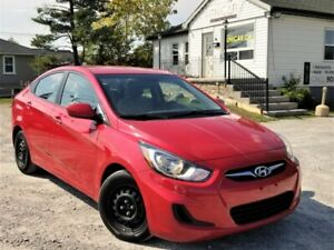 2014 Hyundai Accent 1.6L GL NO ACCIDENTS LOW KMS BLUETOOTH CRUIS