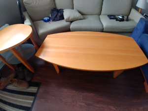 Table basse / end table