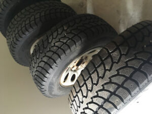 LT265/70R17 Winter Tires