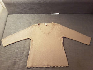 Beige shirt - Small