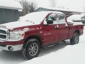 camion dodge 1500.