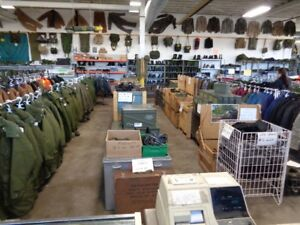 Army Surplus & Workwear  Business for sale in Toronto