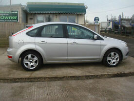 Ford Focus 1.6 ( 100ps ) 2010.25MY Style GUARANTEED CAR FINANCE