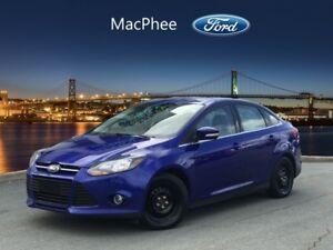 2013 Ford Focus Titanium  - Bluetooth -  Heated Seats
