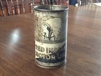 Red Indian 1 quart cans