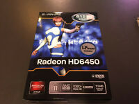 CARTE VIDEO NEUVE AMD RADEON HDMI VGA DVI FULL DIRECTX11